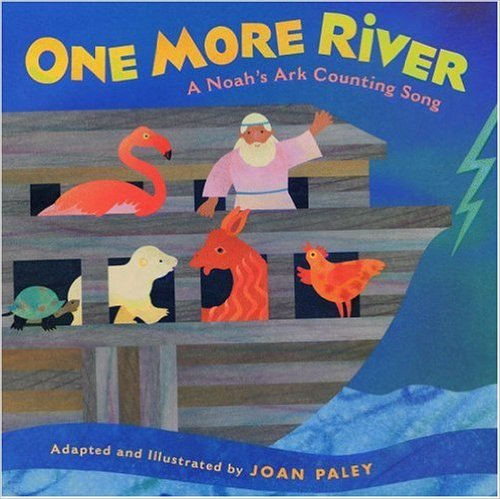 One More River A Noahs Ark Counting Song