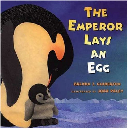 The Emperor Lays and Egg