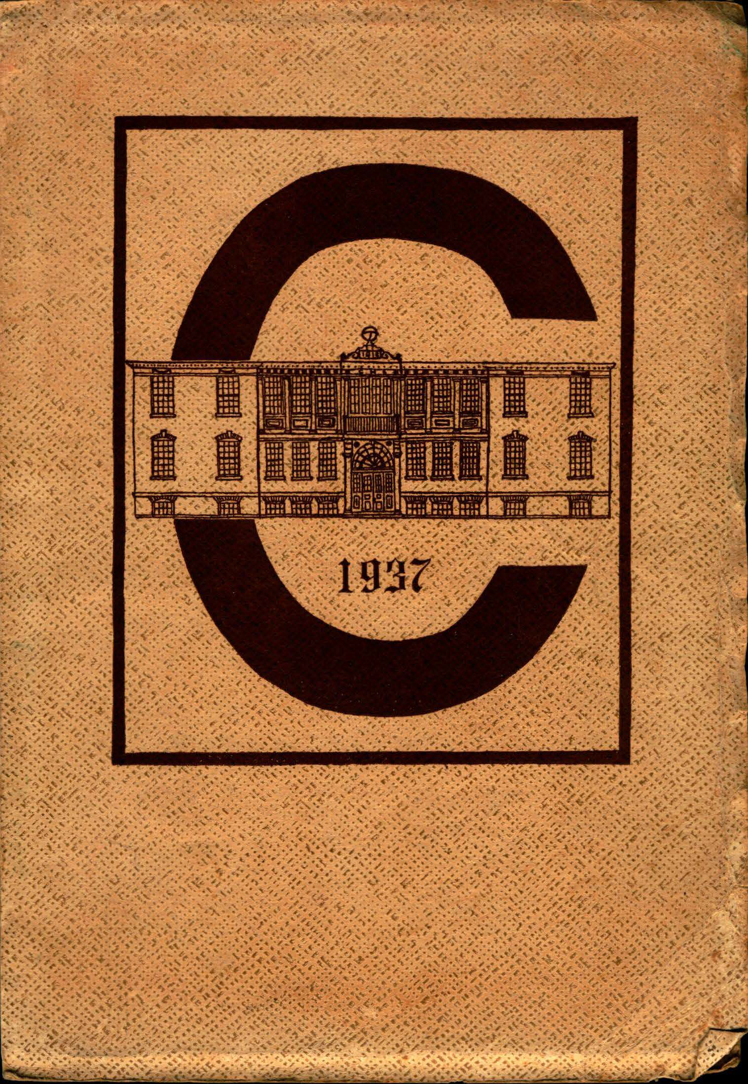 1937 Chelmsford High Yearbook 1