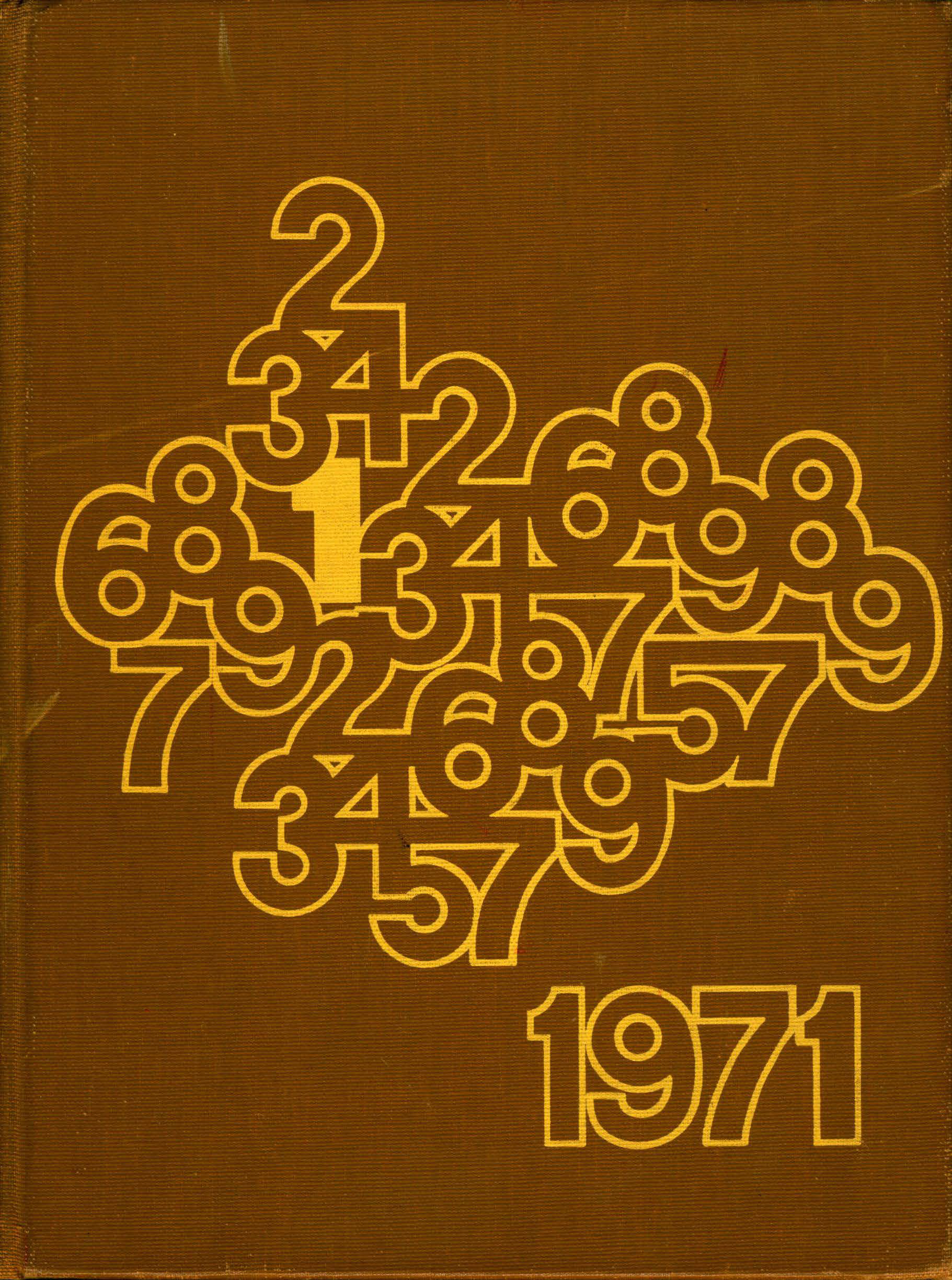 1971 Chelmsford High Yearbook 1